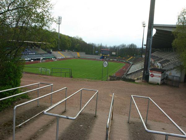 Stadion Ludwigspark, Saarbrücken