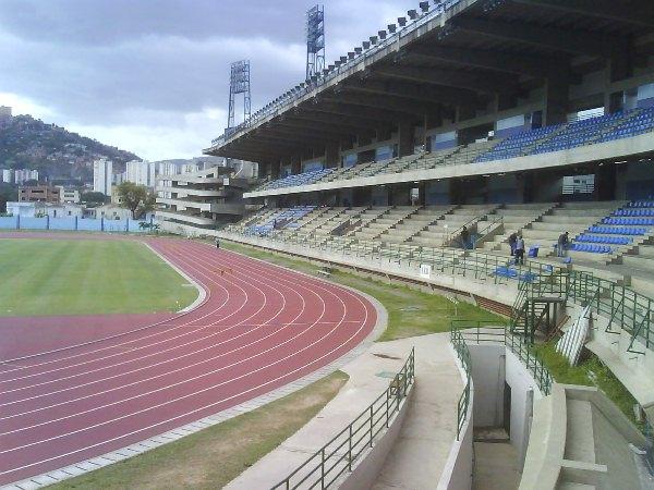 Estadio Nacional Brígido Iriarte, Caracas