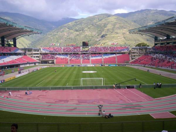 Estadio Olímpico Metropolitano de Mérida, Mérida