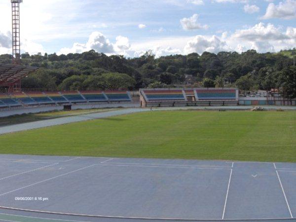 Estadio Olímpico Rafael Calles Pinto, Guanare