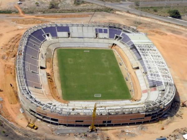 Estadio Monumental de Maturín, Maturín