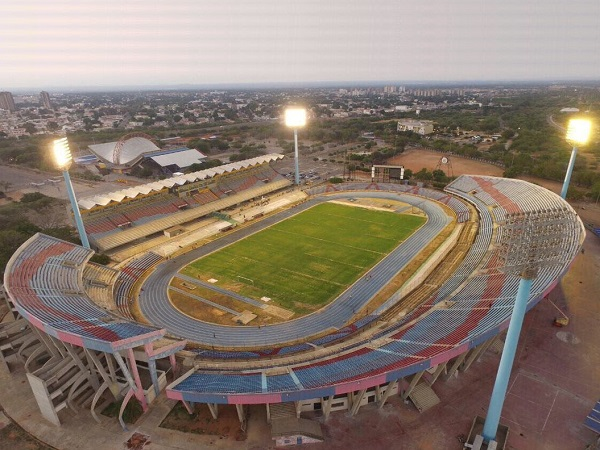 Estadio Olímpico José Encarnación Pachencho Romero, Maracaibo