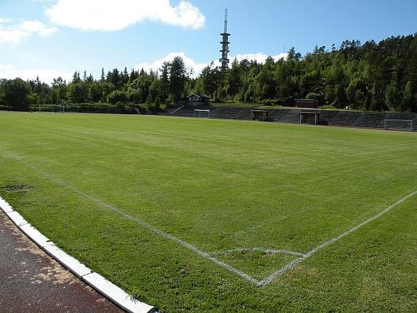 Aksla Stadion, Ålesund