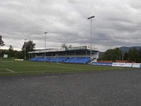 Notodden Stadion, Notodden