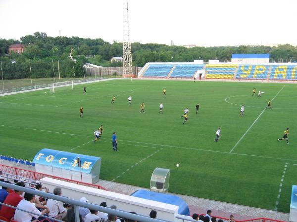 Stadion Uralan, Elista