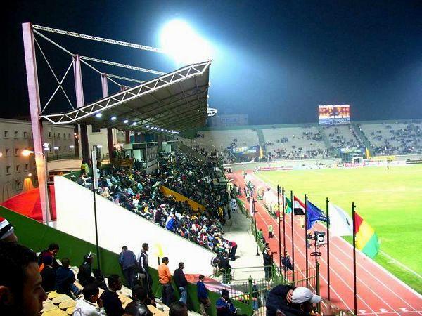Border Guard Stadium (Haras El-Hodod Stadium), Al-Iskandarîah (Alexandria)