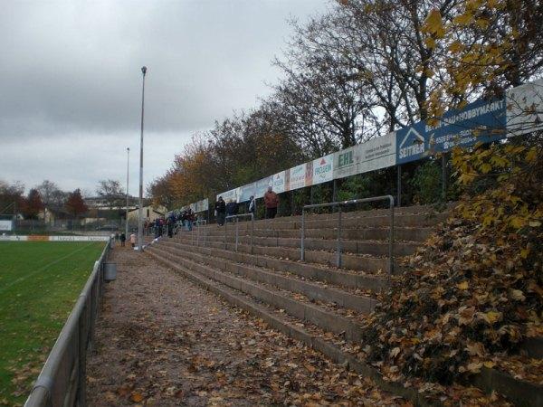 Stadion am Hessenhaus, Bingen