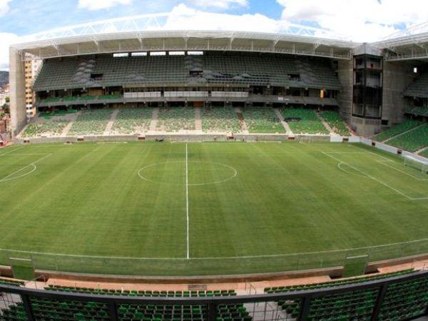 Estádio Raimundo Sampaio, Belo Horizonte, Minas Gerais