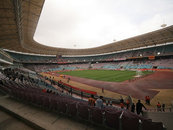 Stade Olympique de Radès, Radès