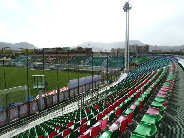 Folād Shahr Stadium, Folād Shahr (Fooladshahr)