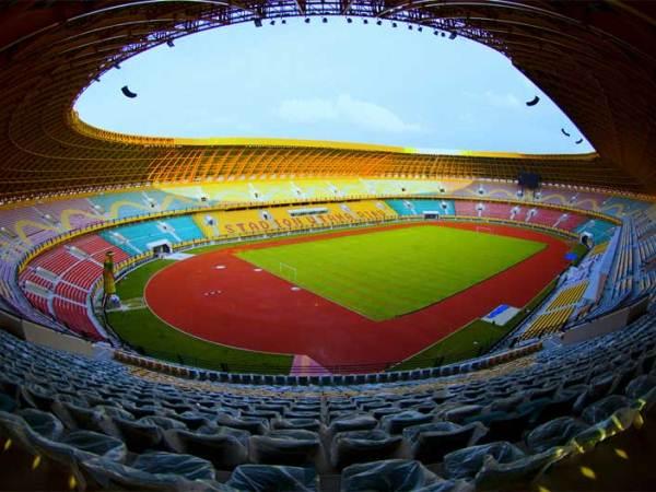 Stadion Utama Riau, Pekanbaru