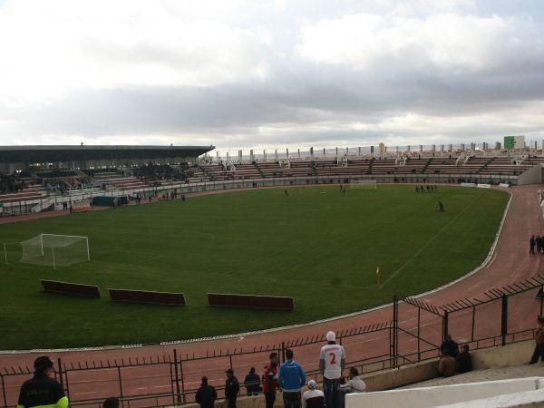 Stade Messaoud Zougar, El Eulma