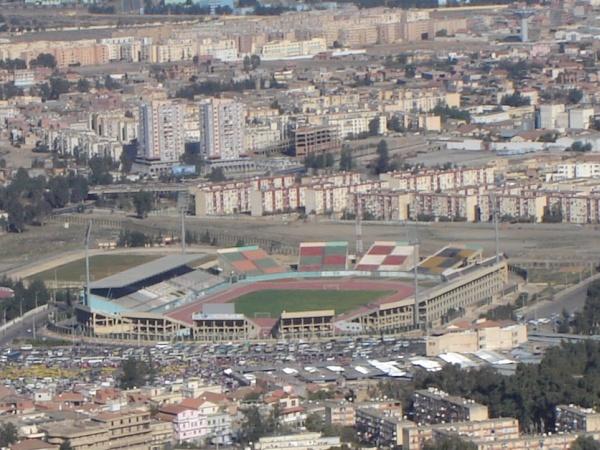 Stade Mustapha Tchaker, El Bouleïda (Blida)