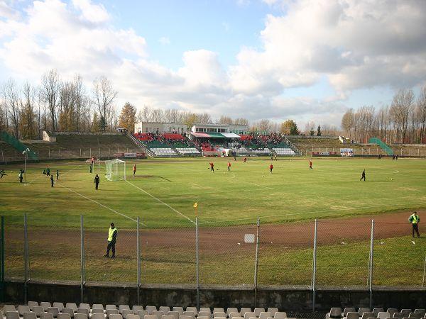 Stadion Ludowy, Sosnowiec