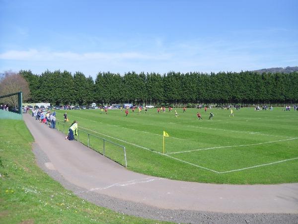 Chippenham Sports Ground, Monmouth (Trefynwy), Monmouthshire