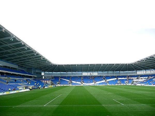 Cardiff City Stadium, Cardiff (Caerdydd)