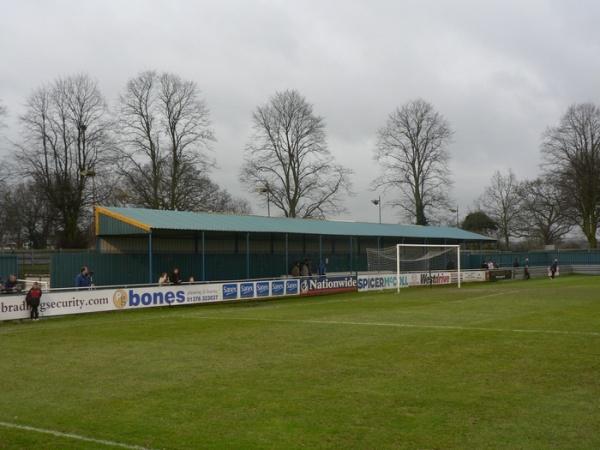 The Amlin Stadium, Braintree, Essex