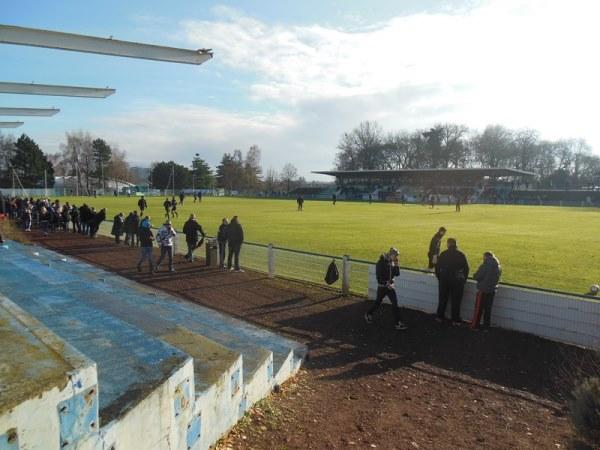 Stade Municipal, Saint-Amand-les-Eaux