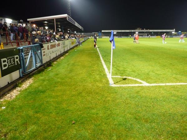 Bob Lucas Stadium, Weymouth, Dorset