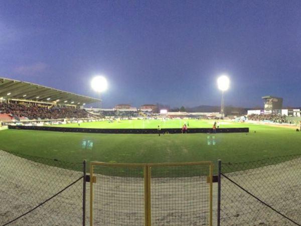 Estádio Municipal Eng. Manuel Branco Teixeira, Chaves