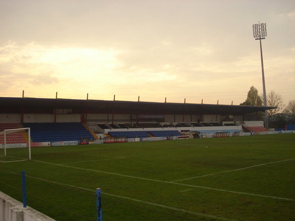 Estádio do Clube Desportivo Trofense, Trofa