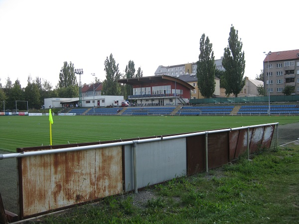 Stadion Kvapilova, Tábor