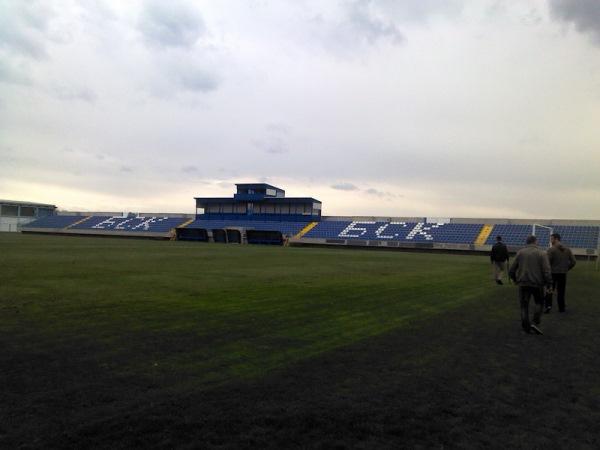 Stadion Vizelj Park, Beograd