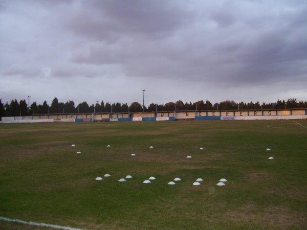 SEH Sports Ground, Ipswich, Suffolk