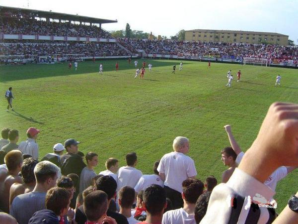 Stadion Mladost, Kruševac