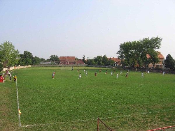 Stadion FK Budućnost, Dobanovci