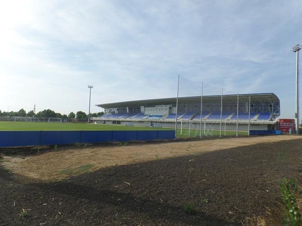 Estadio Fernando Torres, Fuenlabrada