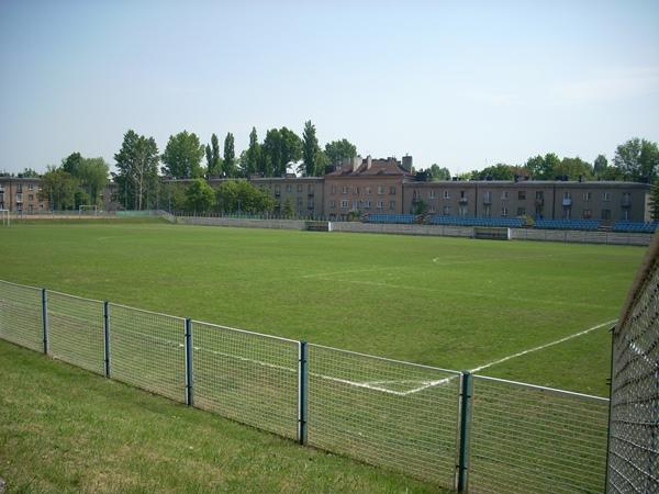 Stadion im. Jana Ciszewskiego, Sosnowiec