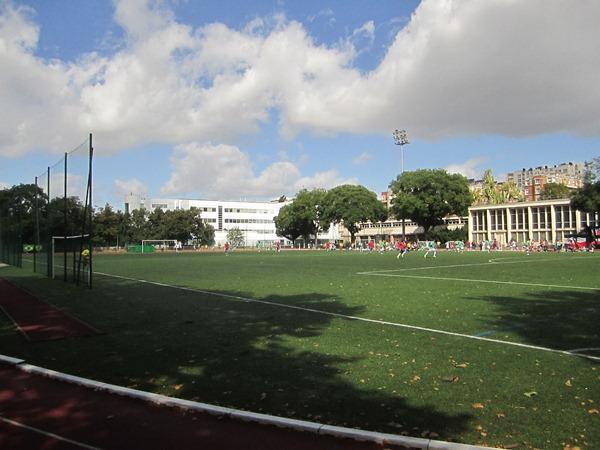 Stade Jules-Noël, Paris