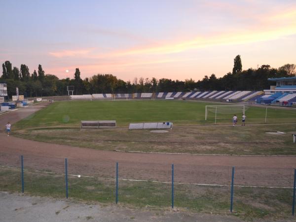Stadionul Delta, Tulcea