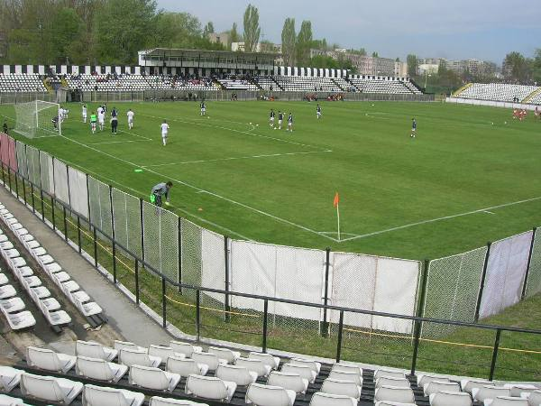 Stadionul Regie, Bucureşti