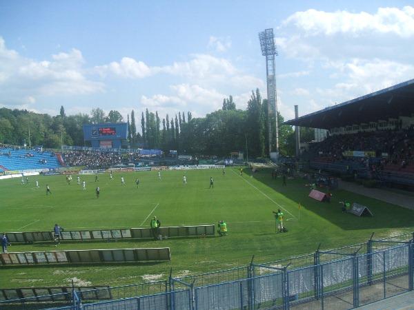 Bazaly, Slezská Ostrava