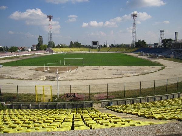 Stadionul Municipal Nicolae Dobrin, Piteşti