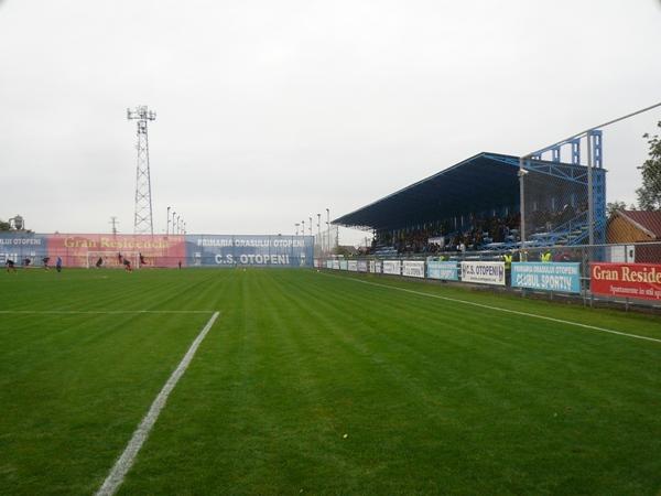 Stadionul Otopeni, Otopeni