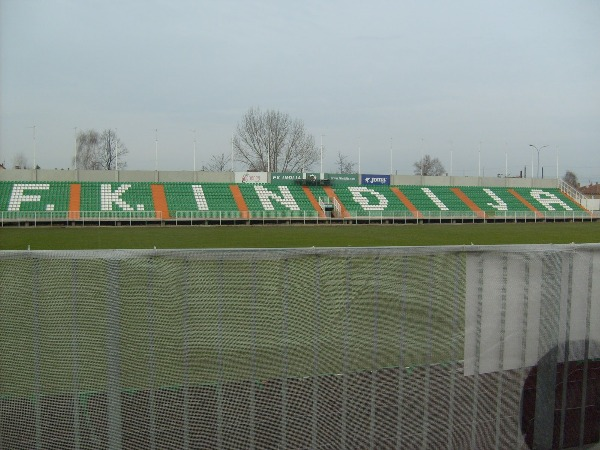 Gradski Stadion, Inđija