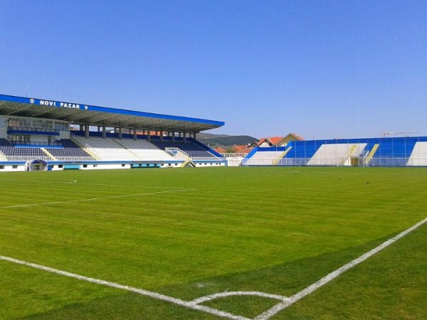 Gradski Stadion, Novi Pazar