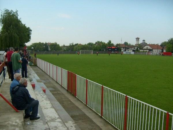 Stadion Slana Bara, Novi Sad