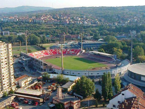 Gradski Stadion Čair, Niš