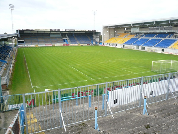Freethielstadion, Beveren