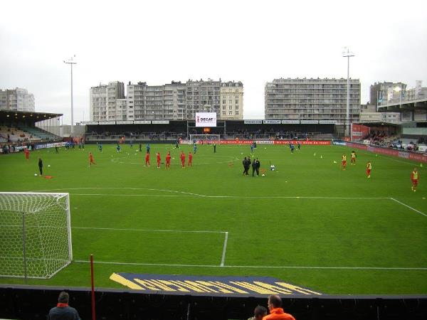 Versluys Arena , Oostende