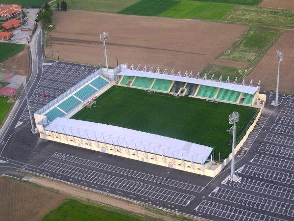 Xanthi FC Arena, Pigadia