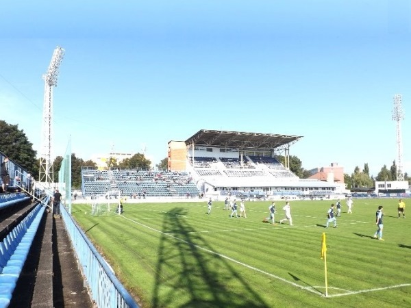 Stadion Františka Kloze, Kladno