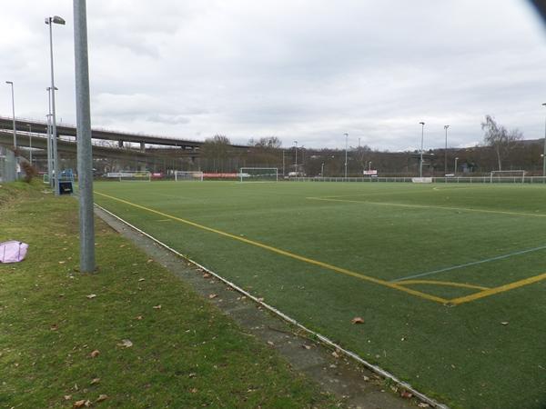 Sportanlage Oberwerth Nebenplatz, Koblenz