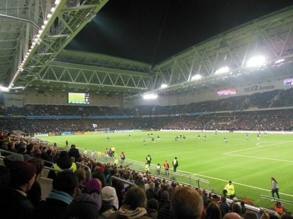 Tele2 Arena, Stockholm