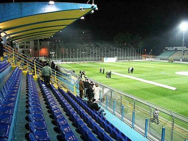 Stadio Comunale Matusa, Frosinone
