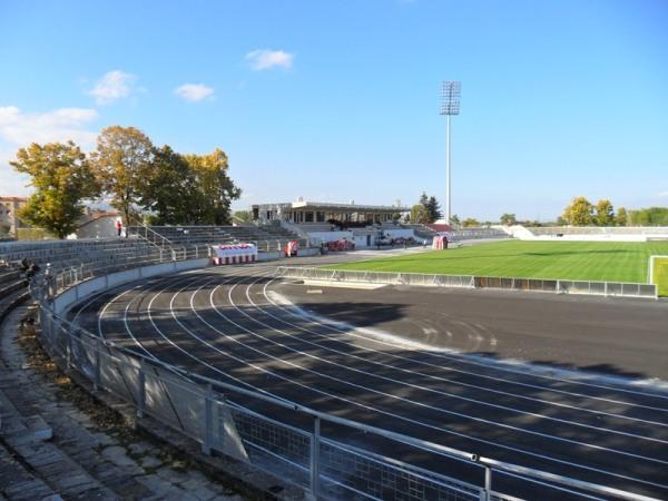 Stadiumi Skënderbeu, Korçë